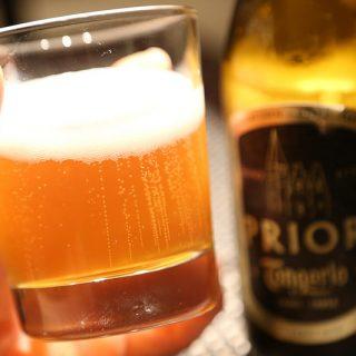 フルーティーな香りと濃厚な甘み のベルギービール! トンゲルロープリオルを飲んでみたぞ!