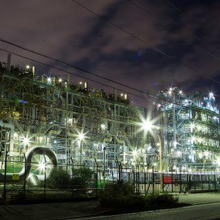 川崎工場地帯の夜景をEOS6Dで撮影して来たぞ!