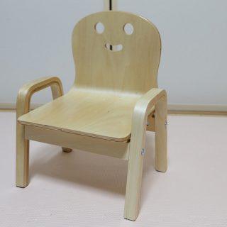 子供用の座椅子に木製でやさしい印象の「キコリの小イス」を買ったぞ!