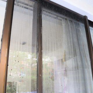 年末の大掃除!網戸を高圧洗浄機「HK-1890」で掃除したら擦らずめっちゃ綺麗になったぞ!