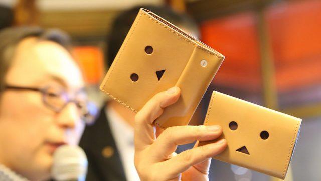 ひらくPCバッグに限定モデル&薄い財布・小さい財布にダンボーバージョンが発売されるぞ!