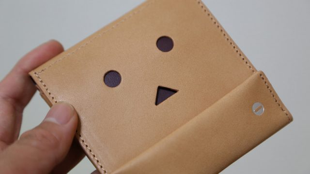 ダンボーが薄い財布になった!これ可愛いだけじゃなく便利だぞ!