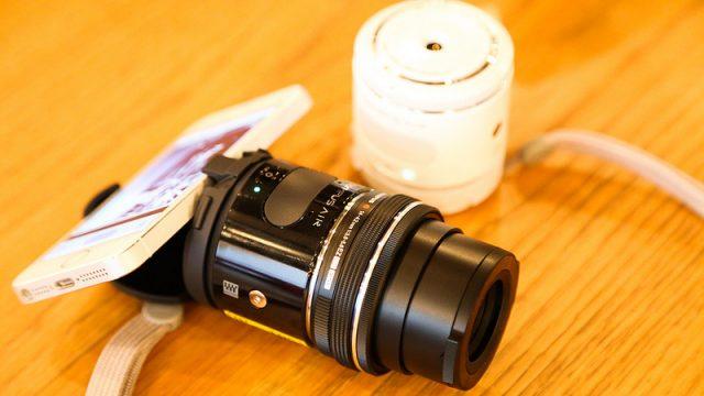 一眼×レンズスタイルカメラ!「OLYMPUS AIR A01」が面白そうだぞ!(前編)
