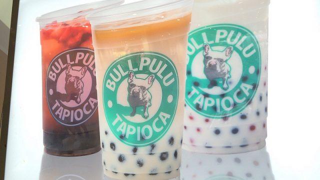 国内平均量の1.5倍入り!本場タピオカの味が楽しめる、Bull Puluのドリンクがメチャ美味しいぞ!