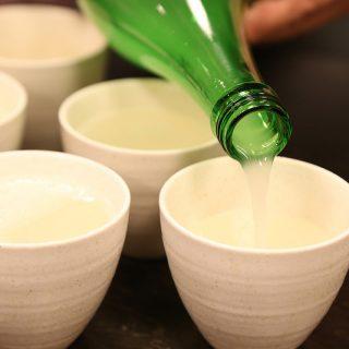 開けるの注意!七田(しちだ)純米生無濾過 おりがらみが、めっちゃ旨かったぞ!
