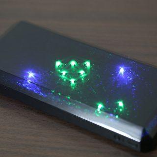 【動画あり!】Ingress公式モバイルバッテリーのCheero Ingress Power Cubeがカッコいいぞ!