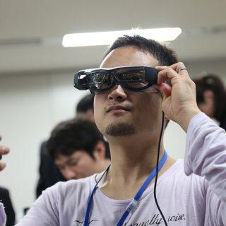 Engadget主催 エプソン「MOVERIO」体験イベントに参加!これから6ヶ月間借りる事になったぞ!