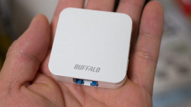 【世界最軽量Wi-Fiルーター】有線LANしかないホテルでカンタン無線接続!持ち運びも便利なバッファロー「ホテル用Wi-Fiルーター」を買ったぞ!