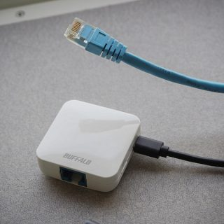 【世界最軽量!】ホテル用Wi-Fiルーター「WMR-433」が小さいのにめっちゃカンタンで便利だったぞ!