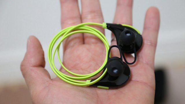Ingressにも!【2000円台で買える!】両耳Bluetoothヘッドホンが緑と青がありつつ軽くて音質も良いので便利だぞ!