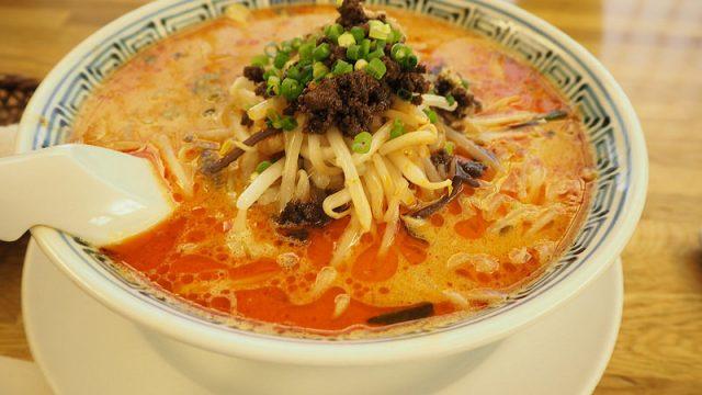 表参道で食べる希須林 青山の「担々麺」が本格的で旨かったぞ!