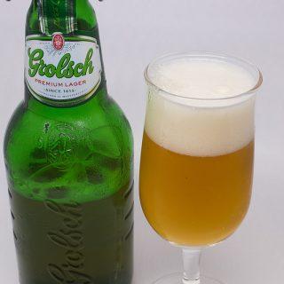 【オランダ王室御用達】グロールシュ・プレミアムラガービールを飲んでみたぞ!