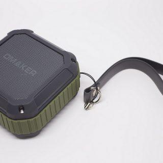 お風呂で使える防水Bluetoothスピーカー!OmakerM4がキャンプにお風呂に良い感じだぞ!