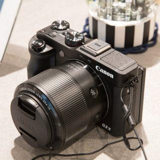 24-600mmの25倍ズーム最強コンデジ!キヤノン「Powershot G3 X」がすんごいぞ! #g3xblog