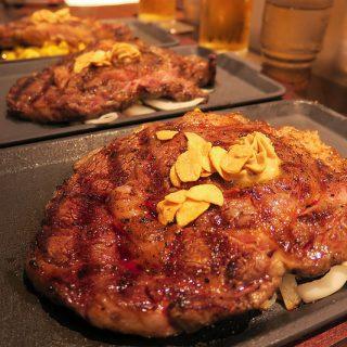 三軒茶屋に「いきなりステーキ」が開店!分厚いステーキを堪能したぞ!