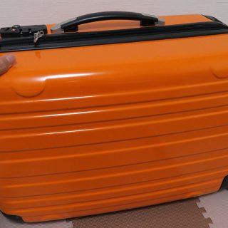 大きさの変えれる旅行用スーツケースがかなり便利だぞ!