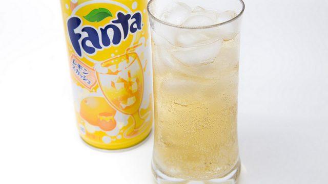 はちみつたっぷりで甘酸っぱい!「ファンタ レモンスカッシュ」が発売されたぞ!【PR】