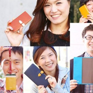 世界に1つのオリジナル財布や名刺入れ!革製品をカラフルにオーダーメイドできる「JOGGO」で注文してみたぞ!