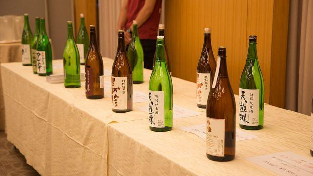 自分好みの日本酒を見つけよう!→全国ふるさと甲子園で全国の酒を試飲し放題だぞ! #ふるさと甲子園