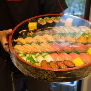 子どもがいるなら寿司は出前で!ネットで注文「銀のさら」がカンタン美味しく便利だぞ!