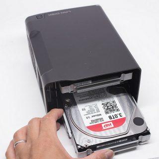 HDDが突然故障!!壊れて分かった大切さ、家庭内データ保管は2ドライブHDDを選ぶべきだぞ!