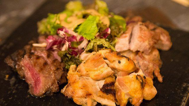 【門前仲町】本格肉バル「カルネトライブ」!お洒落に旨い肉とワインとハンバーグが楽しめておススメだぞ!