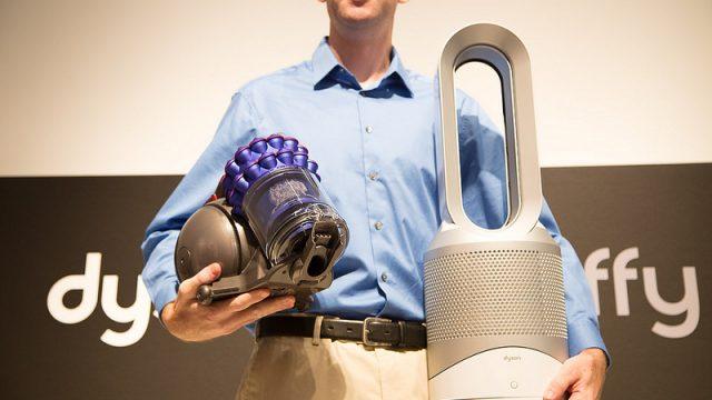 【新商品】ダイソンから「床だけでなく空気を綺麗にする」最強の掃除機と扇風機が発表だぞ!