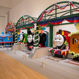 「トーマス展」は子どもと一緒に楽しめる展覧会だったぞ!