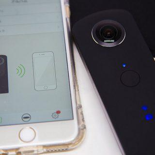 全天球カメラ「リコーTHETA S」購入!いやこれ、ほんと楽しいぞ!