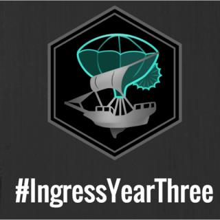 【Ingress】イングレス3周年キャンペーン!AP2倍やアイテム増!レベルに応じたヴァンガードメダルがもらえるぞ!
