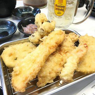 【元住吉】格安に揚げたて天ぷらを楽しめる「博多天ぷら なぐや」がウンマいぞ!