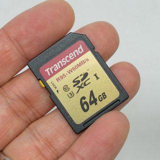 4K動画やRAW撮影に!超高速SDカードが転送速度も速く値段も安いので驚いたぞ!
