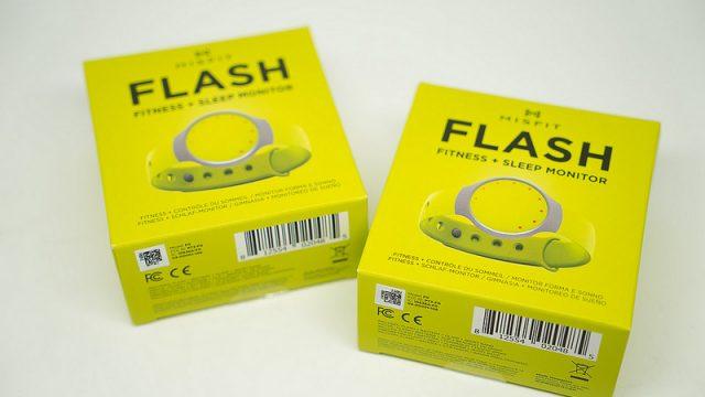 4ヶ月付けっぱなしOKのウェアラブルセンサー「MISFIT FLASH」のライトグリーンがついに日本でも購入できるぞ!