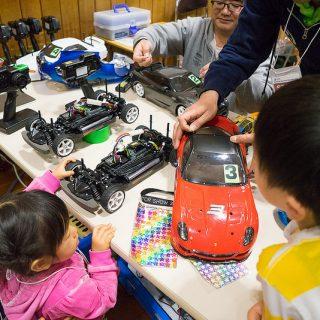 のりものとホビーの体感イベント「ワンダードライビングフェスティバル」に子供と一緒に参加してきたぞ! #ワンドラフェス #アーツ千代田3331 #mini4wd