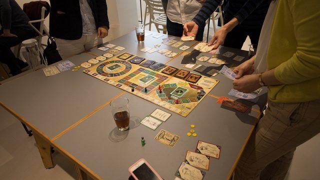 勝間和代プロ、プロデュースのボードゲームカフェ「ウィンウィン」がオープンするぞ!