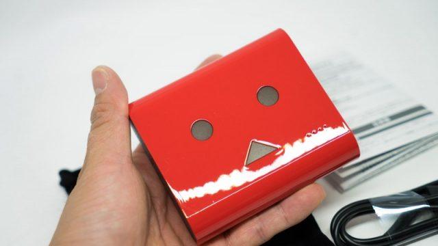 【新発売!】赤いスーパーカーのようなダンボーバッテリーがcheeroから発売だぞ!