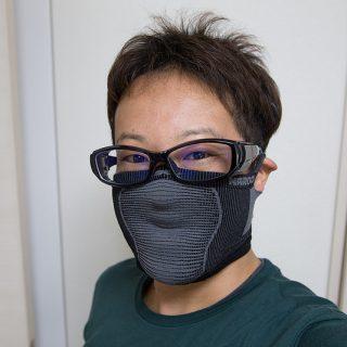 花粉対策に!忍者のような布製マスクがかっこ良いぞ!