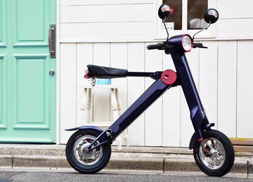公道も走れる!12万円台で買えちゃう折りたたみ電動バイクがめっちゃ欲しいぞ!