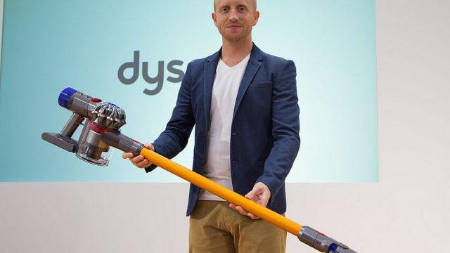 ダイソンのコードレスクリーナーがフルモデルチェンジ!運転音半減、電池持ち2倍!性能アップですんごいぞ! #dysonjp