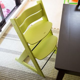 子供用のダイニングベビーチェアに4600円の椅子がコスパ高いぞ!