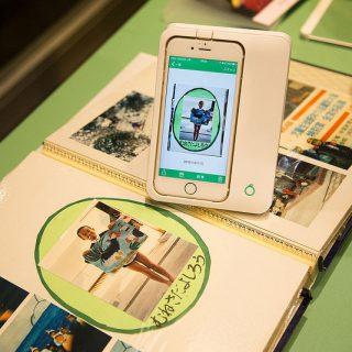 PFUの「Omoidori(おもいどり)」は、自分でカンタンに昔の写真をデジタルスキャンできて便利だぞ!