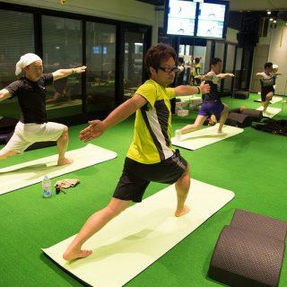 【2回無料体験あり!】新宿タイカンズで手ブラで体幹エクササイズ!ゴルフやテニス、ランニングをする人は体幹を鍛えると良いぞ!【AD】