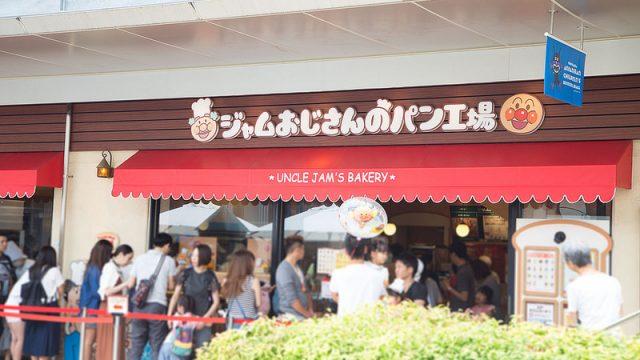 横浜アンパンマンミュージアムは入場無料エリアもすごく充実してるぞ!