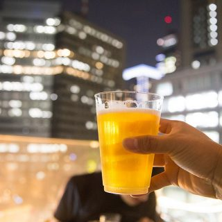 【東京】大手町駅直結!天空のビアガーデン「Terrasse(テラッセ)」でよなよなエールやスパークリングワイン飲み放題が良い感じだぞ!