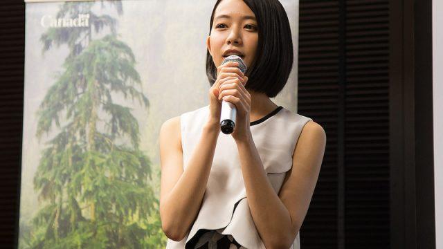 女優、安田早紀さんが語る「私の心に残るカナダ時間」について紹介するぞ! #カナダ150周年