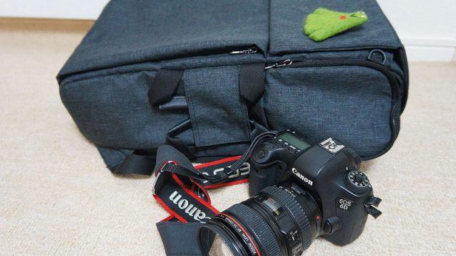 「かわるビジネスリュック」はカメラバッグとしても十分使えるぞ! #かわるビジネスリュック