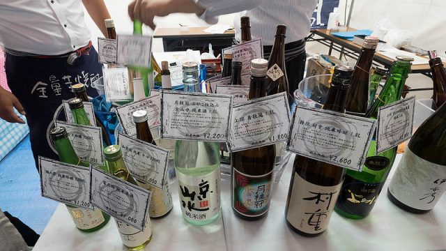 全国ふるさと甲子園は1000円で日本酒28種が試飲し放題っ!担当者に想いを聞いてきたぞ! #全国ふるさと甲子園
