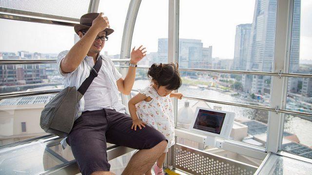 【横浜】みなとみらいの観覧車に床まで透明なシースルーゴンドラがあるって知ってた!?実際に乗ってきたぞ!