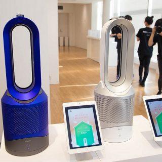 ダイソンから空気清浄機+ヒーター+扇風機!しかもスマホ連携!今買うならこれだぞ! #dysonjp
