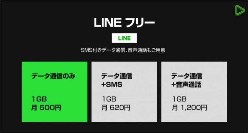 LINE_FREE_plan